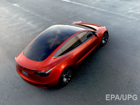 В «Tesla» сказали, когда поставят первые «Model 3»