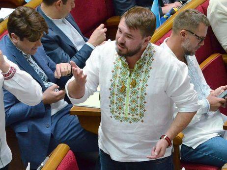 Лозовой Представление Генеральной прокуратуры является местью Радикальной партии со стороны Луценко