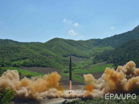 Российская Федерация и КНР посоветовали КНДР объявить мораторий напуски ракет