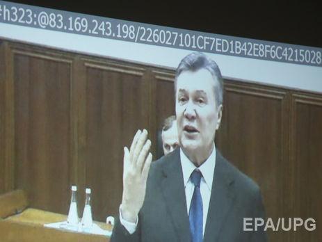 Виктор Янукович подал всуд назачинщиков госпереворота вУкраинском государстве
