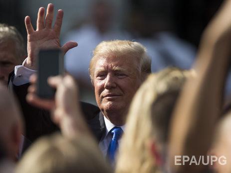 Дональд Трамп прибув доПольщі