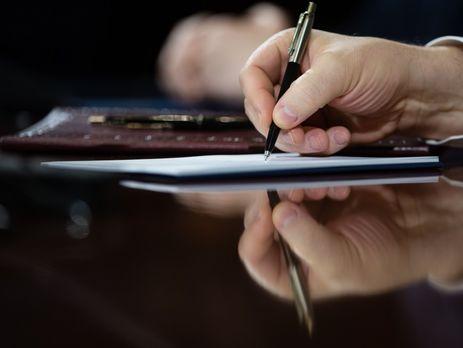 Порошенко подписал закон про курс Украины на НАТО