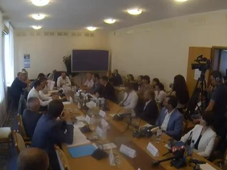 НАБУ опубликовало видео- иаудиодоказательства поделу Полякова