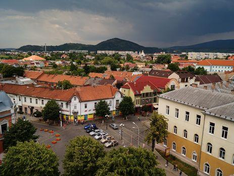 Вукраинском Мукачево пропала  улица Бандеры, появился тупик Москаля