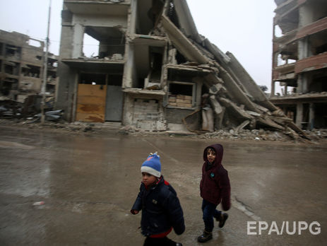 США таРФ домовилися про припинення вогню на південному заході Сирії - AP