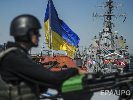 Американські військові нанавчання уЧорному морі спрямують чотири види військ