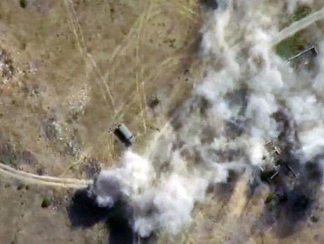 Армія Азербайджану завдала ударів поЗбройних силах Вірменії