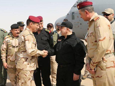Армія Іраку ударом зповітря відновила контроль над старим містом уМосулі