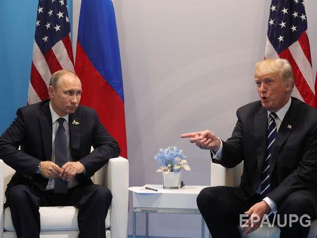 Псаки: Трамп попал в«ловушку Путина»