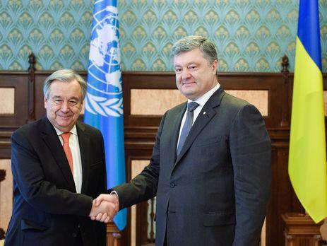Рогозин тонко высмеял руководителя МИД Украины Климкина, подарившего генеральному секретарю ООН вышиванку