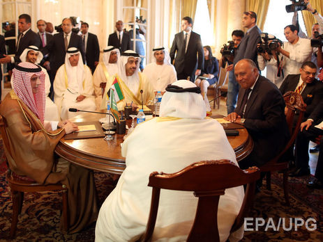 Катар объявил обувеличении численности турецких военных вДохе