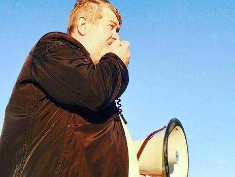 В «народном доме» Вячеслава Мальцева проходит обыск