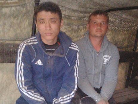Суд заарештував затриманих уХерсонській області російських прикордонників