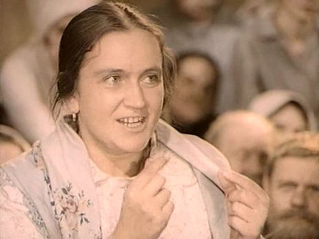 Померла народна артистка України, актриса Ірина Буніна