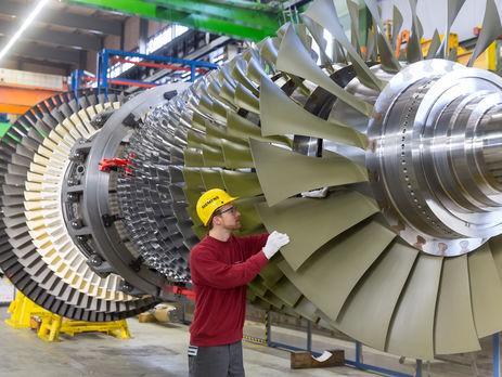 Германия усматривает ответственность Siemens вситуации споставкой турбин  ...
