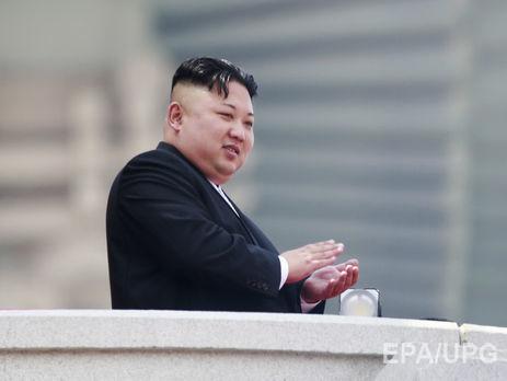 Северокорейский лидер с женой подчеркнули успешный запуск баллистической ракеты