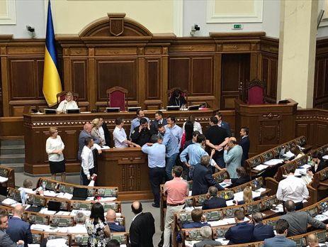 Суд выбрал  меру пресечения Добкину— Арест с задатком