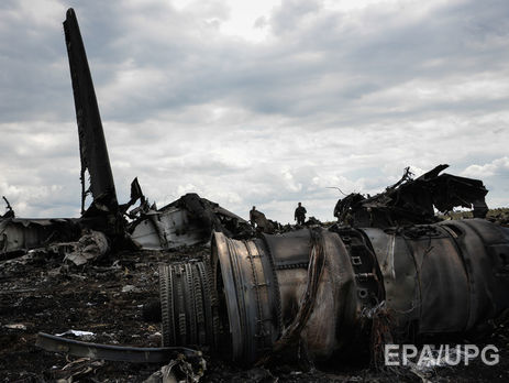 Генеральная прокуратура : Дело осбитом вЛуганске Ил-76 закрыто