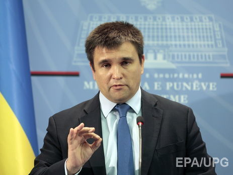 Климкин пояснил, какие проблемы возникнут вслучае введения визового режима сРФ