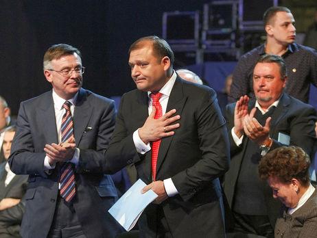На Украине бывшему губернатору Харьковской области вручили подозрение