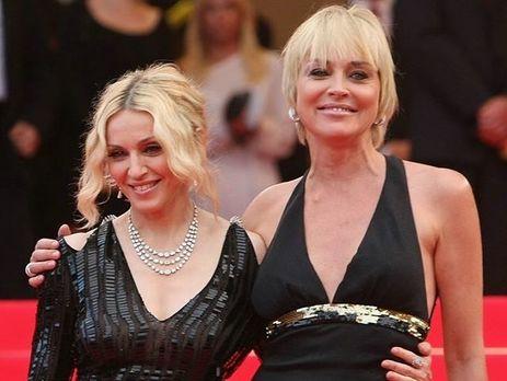 Мадонна назвала Уитни Хьюстон иШэрон Стоун «ужасно посредственными»