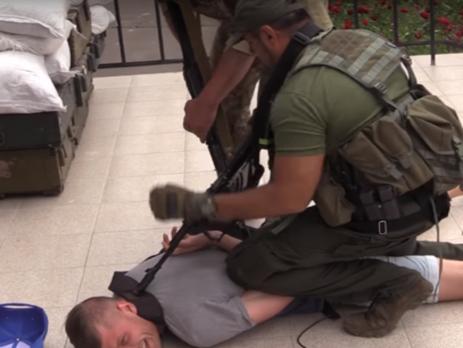 Під заставу випустили інструктора, який поранив оператора «Першого Криворізького»