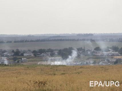 ВДонецкой области подорвался трактор слюдьми, необошлось без жертв