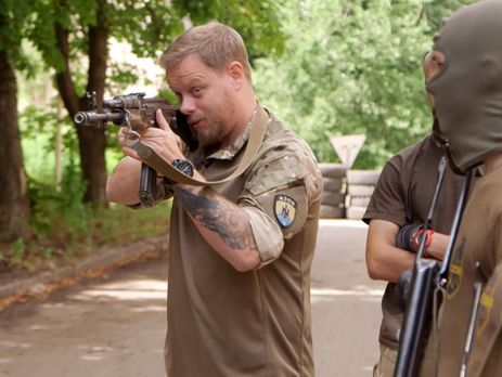 Шведский снайпер «Азова» поведал , как Ляшко едва несорвал штурм Мариуполя