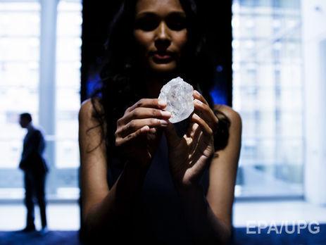 Крупнейший вмире алмаз хотят распилить вкорыстных целях