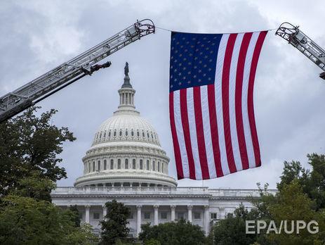 У Вашингтоні чоловік урізався в загородження та поліцейську машину біля будівлі Конгресу