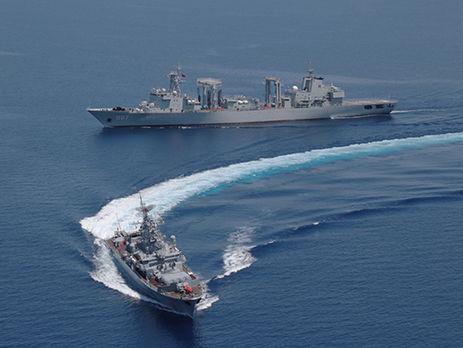 Росія проведе військово-морські навчання з Китаєм в Балтійському морі