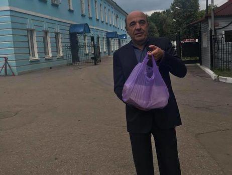 Вадим Рабинович встретился сукраинским политзаключенным Карпюком