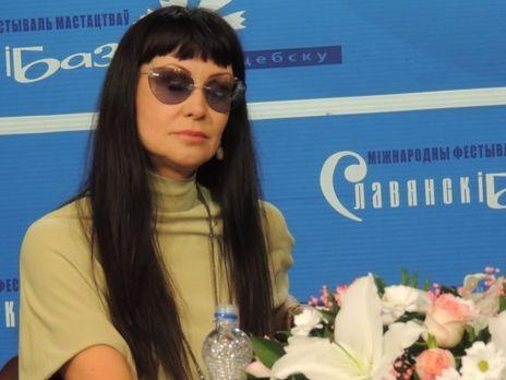 ВОдесі скасували виставу російської актриси Нонни Гришаєвої