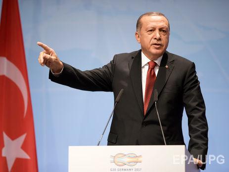 Турция предупреждала полицию ФРГ о вероятном покушении наЭрдогана наG20— Welt