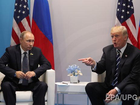 Трамп розкрив деталі другої розмови зПутіним насаміті G20