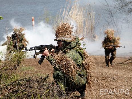 В завоеванной Макеевке четверо нетрезвых боевиков устроили стрельбу— агентура
