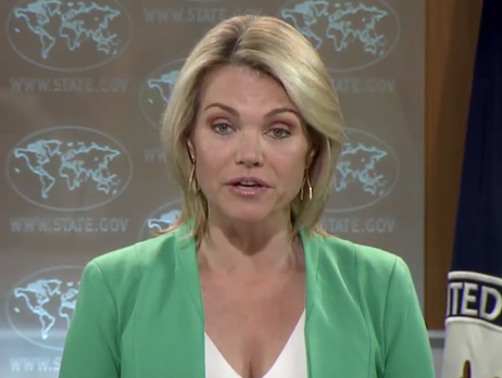 Госдеп призвал Российскую Федерацию «немедленно» начать соблюдать перемирие наДонбассе