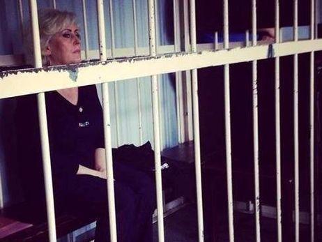 Прежнего главы города Славянска Нелю Штепу госпитализировали, совещание суда перенесли