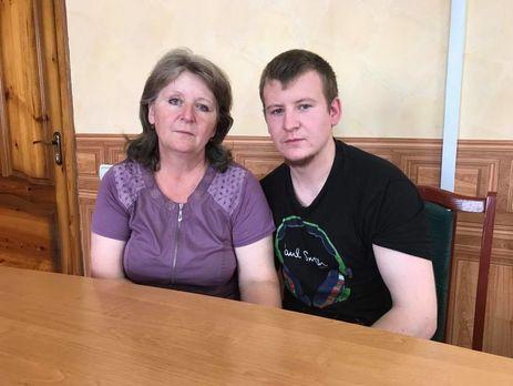 СБУ: Арестованному российскому военному Агееву разрешили увидеться сматерью