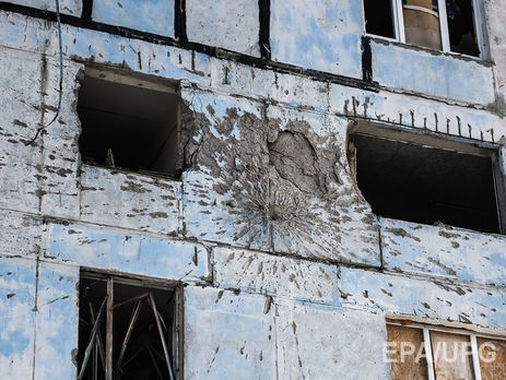 Боевики наДонбассе обстреляли Зайцево, есть повреждения