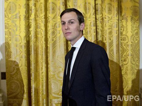 Зять Трампа последовательно опроверг все обвинения всговоре сРоссией