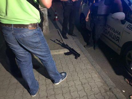 Один человек погиб идвое ранены врезультате перестрелки вгороде Днепре