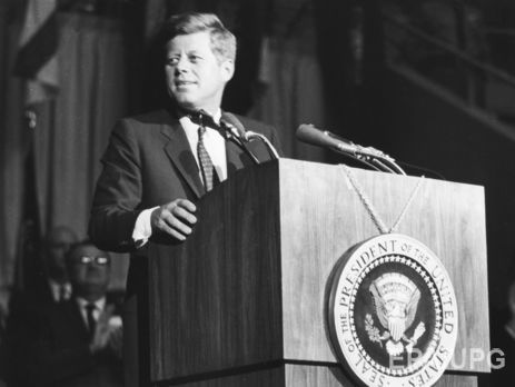 УСША розсекретили документи повбивству Джона Кеннеді