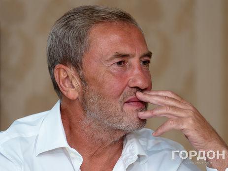 ГПУ дали добро назадержание экс-мэра столицы Украины Черновецкого