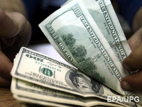 Летом госдолг вырос на $330 млн