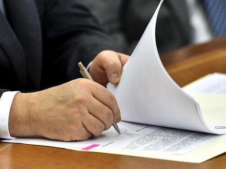 Порошенко підписав ратифікаціюВР угоди про співпрацю з Європолом