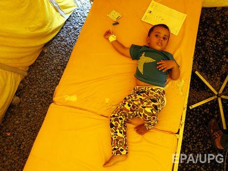 ООН заявляет о вероятной катастрофе вЙемене из-за холеры