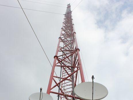ВЛуганской области построят 134-метровую телебашню