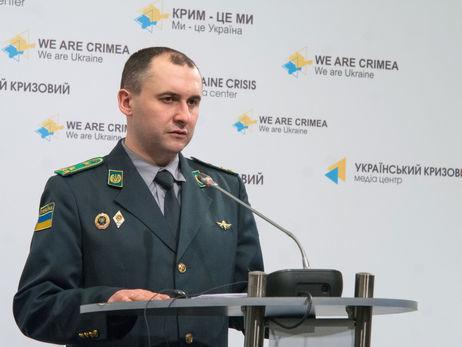 УДержприкордонслужбі заявили, щонепустять Саакашвілі вУкраїну