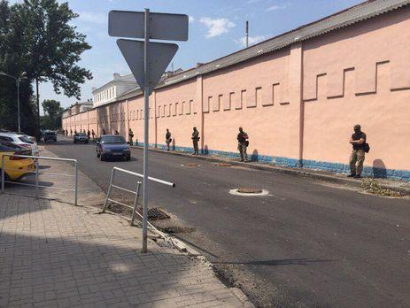 В СИЗО Полтавы прошли обыски